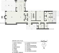 Iwasa house tadao ando dxf vector drawing for Norman bates house floor plan