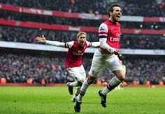 FOOTBALL -  Angleterre: Arsenal respire un peu, MU met la pression - http://lefootball.fr/angleterre-arsenal-respire-un-peu-mu-met-la-pression-3/