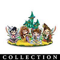 Fairies Of Oz Figurine Collection