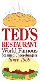 Ted's steamed cheeseburgers, Meriden and Cromwell, CT