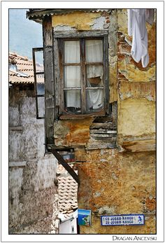 Old House - Ohrid, Ohrid. Repinned by Elizabeth VanBuskirk. Certainly the place of inspiration!