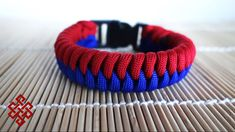 Thick Snake Knot Viceroy Paracord Bracelet Tutorial Paracord products used in this video can be found here through my affiliate links: Buy Great Quality Paracord Here ▶ ... Imperial Red Paracord ▶ ... Electric Blue Pa. Tutorial, Bracelet, Knot, Cord, Tuto,