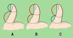 titprstyJaký tvar má váš palec? Možná to o Vás mluví více než jste si dosud mysleli!