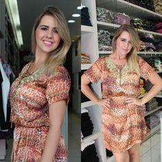 Vestido coleção Perfect 2015