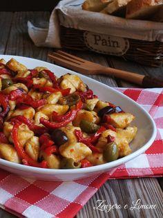 Meat Recipes, Chicken Recipes, Cooking Recipes, Healthy Recipes, Easy Delicious Recipes, Love Eat, Mediterranean Recipes, Italian Recipes, Party