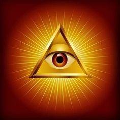 Edwardian (1901-1910) Lovely 18th Century Cedar Wood Chest &the All Seeing Eye.illuminati Masonic Freemason, Antiques