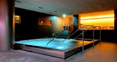 Jacuzzi Fira Congress Hotel in Barcelona