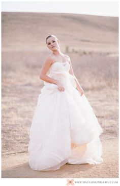 Taylor's Styled Bridal Photo Session | Orange County Wedding Photographer