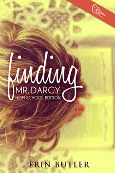 Cover Reveal: Finding Mr.Darcy by Erin Butler