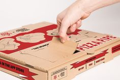 This Pizza Box Turns Into A Weed Pipe Because Why Not?