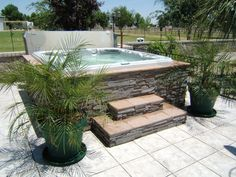 Hot Tub Surrounds Gallery | Sunset Spas of Arizona