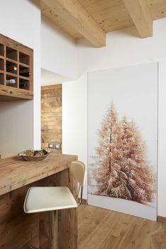 Ladinarredi – Progettazione e realizza. Chalet Style, Mountain Style, Interior Design Inspiration, Interior Decorating, Sweet Home, House Design, Home Decor, Arquitetura, Ideas