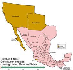 México desde la independencia