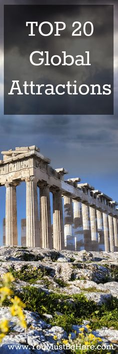 1.Acropolis, Greece The Acropolis of Athens is an ancient cita located on an extremely rocky outcrop above the city of Athens and contains the remains of several ancient buildings of great architectural and historical significance, the most famous being the Parthenon. Although there are many other acropoleis in Greece, the significance of the Acropolis of …