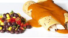 Roasty Red Enchilada Sauce