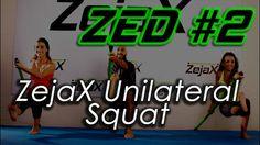 ZED #2 - Zejax Unilateral Squat, Total Bodyweight Training | Zejax