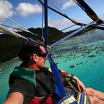 Sobrevolar Moorea  by Tahiti Tourisme España