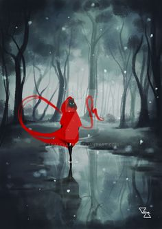 Red Soul by AraleyaArt.deviantart.com on @DeviantArt
