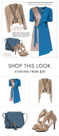 """LATTORI dress"" by water-polo ❤ liked on Polyvore featuring Lattori, Glamorous, Nanette Lepore, polyvoreeditorial and lattori"