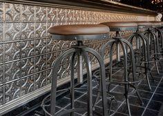 Paco Escrivá Muebles | Decora tus techos y paredes con paneles de estaño