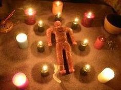 como leer la llama de las velas