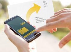 Neu: SMS-Briefmarke aus der Schweiz