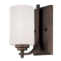 View the Millennium Lighting 7261 Bristo 1 Light Wall Sconce at LightingDirect.com.
