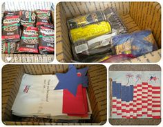Care Package: click the heading on the left for care package posts, includes: Big Bang Theory theme, Easter,  St Patricks Day, V-day, Dployment survival kit (cute), Christmas, Thanksgiving, Football theme, Halloween