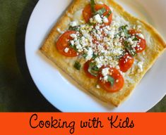 Cooking with kids-recipes