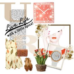 """""""A little spice"""" by oxette-romania on Polyvore"""