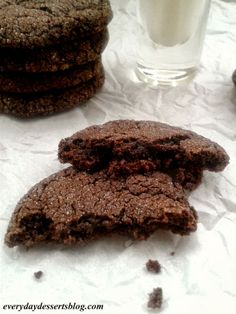 Everyday Desserts: Irresistible Chocolate Cookies