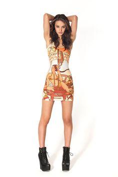 Art Nouveau Leia Dress (S) #bmstarwarsartnouveauleiadress
