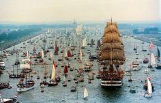 Все дни борт «Крузенштерна» будет открыт для гостей и жителей этой морской страны