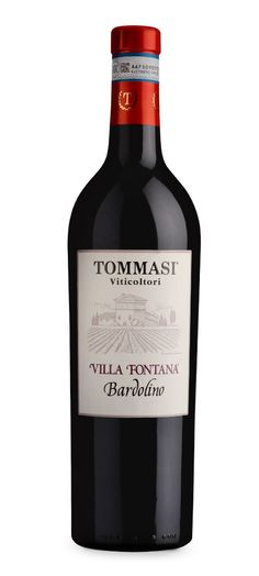 Tommasi Villa Fontana Bardolino Doc #Tommasiwine www.tommasiwine.it