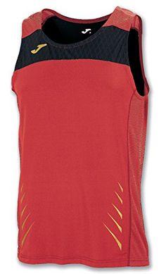 Joma Elite IV - Camiseta de tirantes roja #camiseta #starwars #marvel #gift