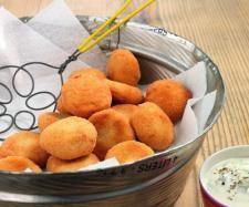 Rezept Hähnchen-Nuggets von Thermomix Rezeptentwicklung - Rezept der Kategorie Vorspeisen/Salate