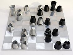 A Clever Chess Set That Shows Your Game's History At A Glance | Co.Design: business + innovation + design