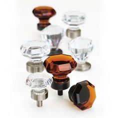 Amerock BP5526 Glass Knob
