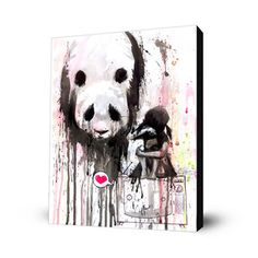 Will Take Sadness Large ArtBlock now featured on Fab. $97