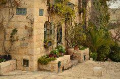 Mishkenot Sha'ananim, Jerusalem, Israel