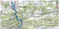 Rebeuvelier JU Velowege Fahrrad velotour #mobil #routenplaner http://ift.tt/2xgusdY #karten #Cartography