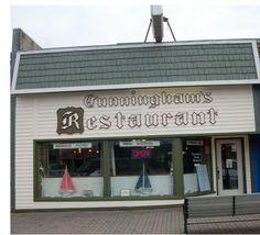 Mackinaw City, Michigan... Yummy pasties!