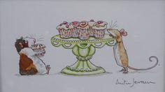 Afbeelding van http://www.francis-iles.com/Anita_Jeram_-_You_choose_next_750.jpg.