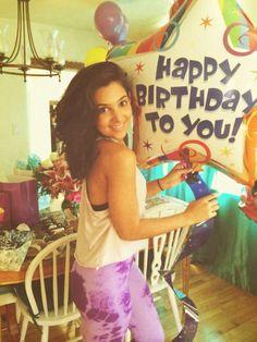 Camila Banus 24th birthday