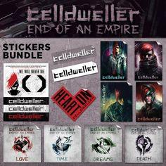 celldweller end of an empire zip