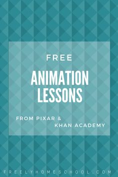 Free Computer Animation Lessons from PixarYou can find Computer lessons and more on our website.Free Computer Animation Lessons from Pixar Animation Schools, Animation Classes, Learn Animation, Computer Animation, Animation Storyboard, Animation Reference, Computer Lessons, Computer Class, Technology Lessons