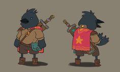 https://www.behance.net/gallery/27621005/Characters-Design