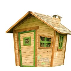La casetta in legno. Uno dei giochi più amati dai bambini di ieri, oggi e domani