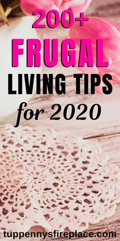 frugal living tips and life hacks to help you become debt free. How to be frugal for beginners, nothing too extreme, just good old fashioned penny pinching ideas for savings on grocery store visits, budget recipes, with kids and…Read More→