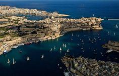 Valletta's Grand Harbour │ #VisitMalta visitmalta.com